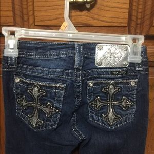 Kids Miss Me Jeans